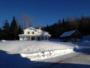 maison hivers